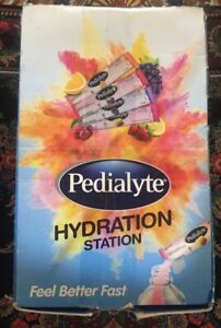 Pedialyte Hydration Station Multipack, Electrolyte Hydration Drink 78 Packs