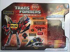 BLASTER Transformers Universe Unopened/Sealed USA Seller
