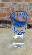 XEL-HA MEXICO SHOOTER SHOT GLASS SHOTGLASS