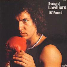 BERNARD LAVILLIERS 15e Round FR Press Barclay 90 143 1977 LP