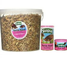 Turtle & Terrapin - (20g - 3L) - Supa Rettile Cibo Gamberetti MIX BP pawmits feed