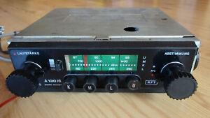 Autoradio Stern Transit A130 IS, RFT, DDR, Oldtimer