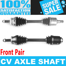 Front 2x CV Axle Assembly for MITSUBISHI 3000GT FWD Automatic Transmission