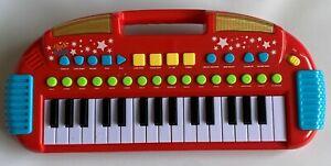 Carousel Children's Keyboard Toy