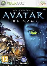 Original Xbox 360 James Camerons Avatar The Game Pal NEW & SEALED