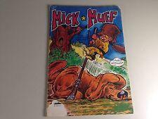 mick muff 1971
