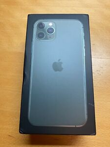 iPhone11 Pro- 266Gb Midnight Green Empty BOX ONLY (BRAND NEW ACCESSORY )