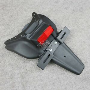Rear Tire Fender  Plate Light License Brackets Fit for Suzuki Hayabusa 1300