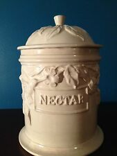 """New listing Beautiful 12"""" Ceramic Hummingbird Nectar Container by Par -O - Sol"""