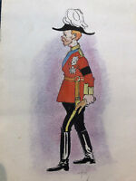 Caricature Dessin Georges V Roi d'Angleterre Politique Frederic Cazassus