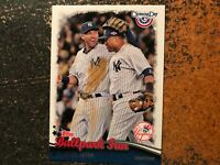Derek Jeter Yankees 2013 Topps Opening Day Ballpark Fun Insert #15