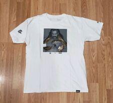 ROOK WWE Limited Edition Jake The Snake White Cotton T Shirt Mens Sz Medium