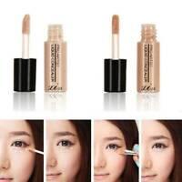 Full Cover Liquid Concealer Makeup Eye Dark Circles Cream Face  Corrector  AU