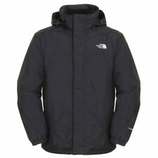 The North Face Resolve Insulated Regenjacke schwarz L EU nicht zutreffend