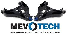 Pair Set of 2 Front Lower Control Arms Mevotech CMS25194 for Dodge Ram 1500 RWD