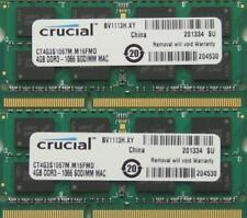Mémoires RAM Crucial avec offre groupée