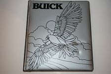 Vintage Buick Auto 1978 Color Trim Selling Manual Skyhawk Electra Century Regal