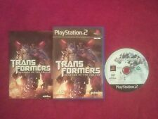 ps2 Transformers: Revenge of the Fallen - Great condition comes with BOOKLET
