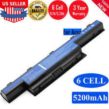Battery For Gateway 4741 Acer AS10D71 AS10D31 AS10D51 Laptopadapter With Cord