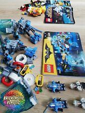 LEGO - Super Heroes BATMAN - X3 SETS BULK PACK - (X2) 7091, 76010