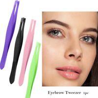 Makeup Tools False Eyelash Clip Eyebrow Tweezer Hair Removal Brow Trimmer