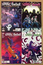 Dr Strange Punisher Magic Bullets 1 2 3 4 Marvel complete series Lot run