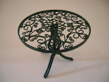 Reutter Porzellan Gartentisch rund / Garden Table  Puppenstube 1:12 Art. 1.812/1