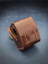 Original Vintage leather case Bilora Boy Rare condition ✧✧✧✧✧