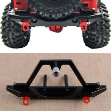 Rear Bumper With Shackles Fit For 1/10 RC Crawler Car Axial SCX10 90046 TRX-4