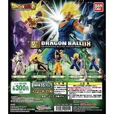 Dragon Ball Super Gashapon VS Dragon Ball 08 Set of 5 Capsule Toy