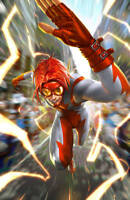 YOUNG JUSTICE #1 IMPULSE COVER BY DC COMICS PRE-ORDER 1/9/19!