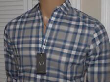 Camisas y polos de hombre grises ARMANI