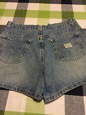 """Womens Old Navy Denim Jean Shorts 4"""" Inseam sz 12 #77"""