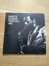 ORNETTE COLEMAN Town Hall 1962 CD