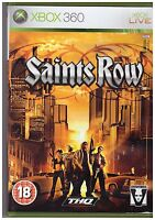 Saints Row - Xbox 360 - UK/PAL