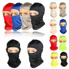 NEW Unisex Riding Headgear Balaclava Face Mask Motorcycle Sports Sun Protection