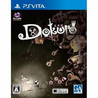 Used PS Vita Dokuro Import Japan