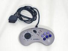 Super Nes Nintendo Snes - Manette Joypad Controller Gamepad Super-4 - SJ002