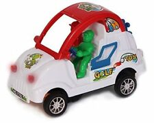 Bump and Go Toy Car - Battery Operated Novelty Toy Car with Bump and Go...