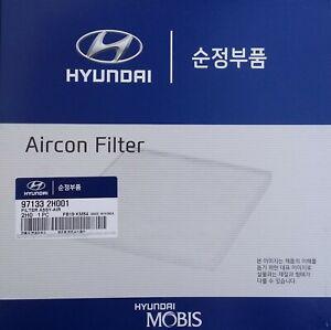 Local Stock. Genuine Hyundai i30 GD (MY12-16) Aircon filter(Cabin pollen filter)