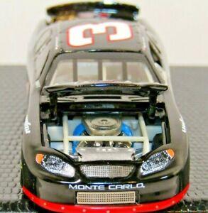 2002 Chevy Monte Carlo #3 Dale Earnhardt Legacy  # 1172 of 2028 1:64 Elite