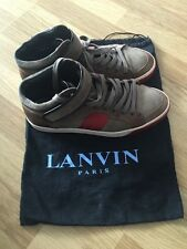 **REDUCED** Lanvin Trainers Sneakers