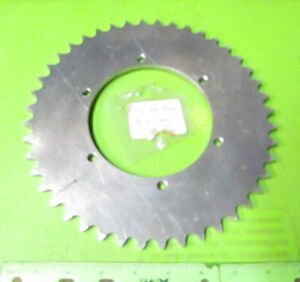 Rickman NOS Montesa 250 VR MX 53M 63M 73M 44T Rear Sprocket p/n R121 06 344