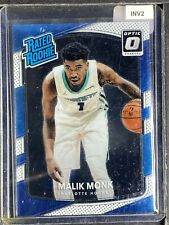 New listing Monk, Malik - 2017-18 Optic - Rated Rookie - INV2