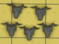 Warhammer 40K Dark Eldar Kabalite Warriors Torso Fronts (A)