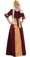 Déguisement Femme PRINCESSE Médiévale Luxe XS 36 Dame Moyen Age NEUF