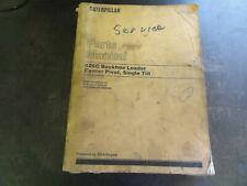 Caterpillar CAT 426C Backhoe Loader Parts Manual   SEBP2551  1996