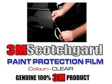 3M 2 Door Edge Guard Anti Scratch Scotchgard Clear Paint Protect Film Car Truck