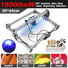 3000mw 65x50cm Laser Engraving Machine Tool Kit Diy Cutting Engraver Desktop Usa