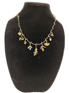Michael Michaud Charms necklace